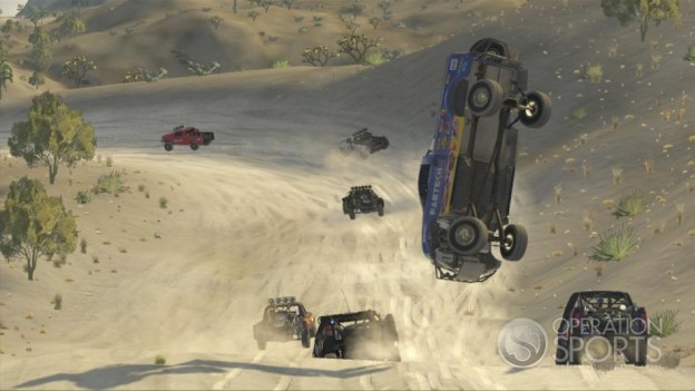Baja: Edge of Control Screenshot #19 for Xbox 360