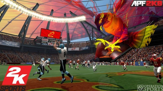 All-Pro Football 2K8 Screenshot #2 for Xbox 360