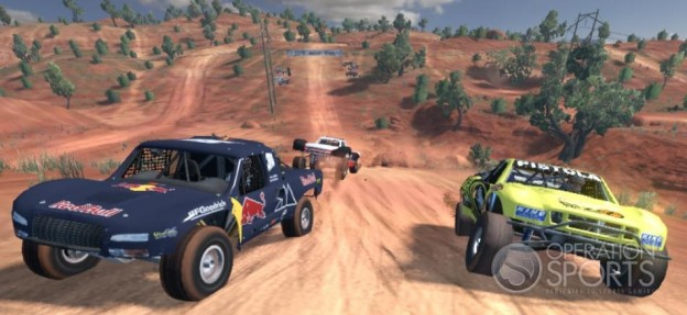 Baja: Edge of Control Screenshot #21 for Xbox 360