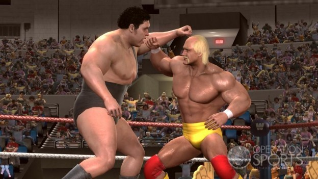 WWE Legends Of Wrestlemania Screenshot #4 for Xbox 360