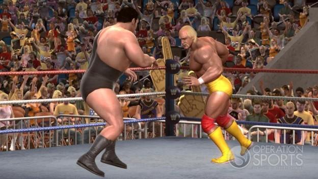 WWE Legends Of Wrestlemania Screenshot #5 for Xbox 360