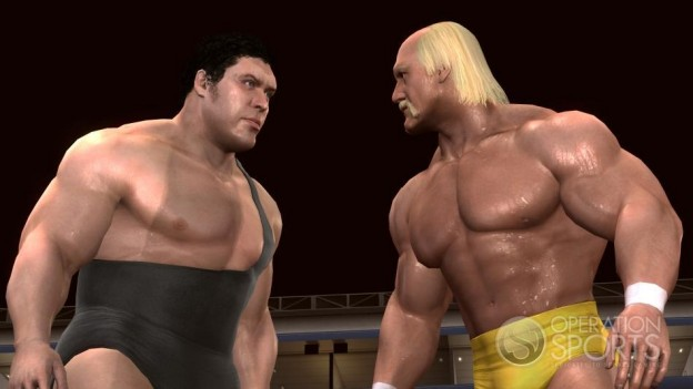 WWE Legends Of Wrestlemania Screenshot #6 for Xbox 360
