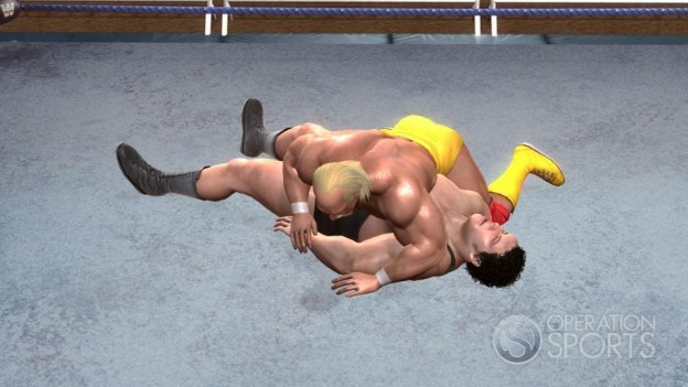 WWE Legends Of Wrestlemania Screenshot #8 for Xbox 360