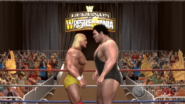 WWE Legends Of Wrestlemania Screenshot #9 for Xbox 360