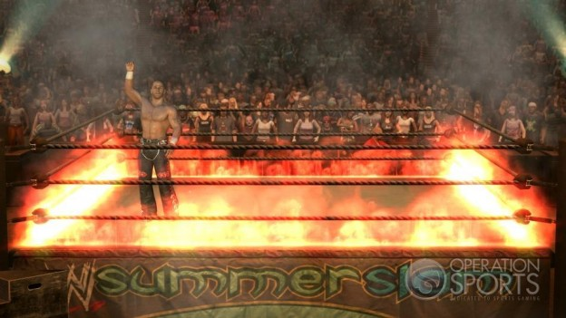 WWE Smackdown! vs. Raw 2009 Screenshot #1 for Xbox 360