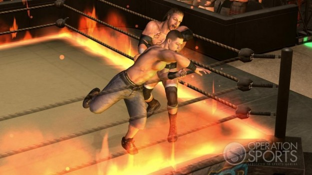 WWE Smackdown! vs. Raw 2009 Screenshot #5 for Xbox 360