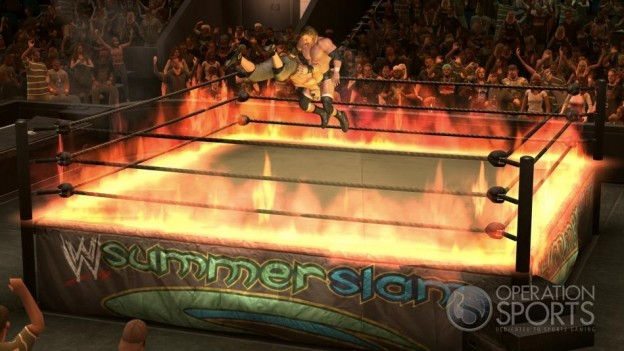 WWE Smackdown! vs. Raw 2009 Screenshot #6 for Xbox 360