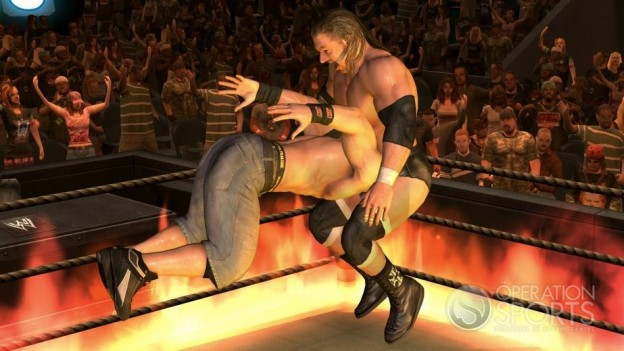 WWE Smackdown! vs. Raw 2009 Screenshot #7 for Xbox 360