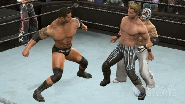 WWE Smackdown! vs. Raw 2009 Screenshot #8 for Xbox 360