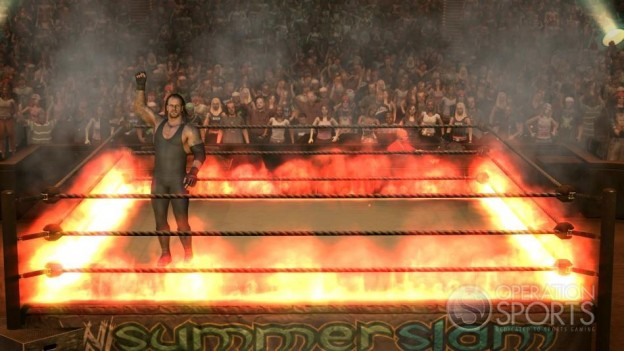 WWE Smackdown! vs. Raw 2009 Screenshot #9 for Xbox 360