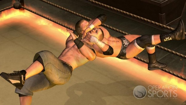 WWE Smackdown! vs. Raw 2009 Screenshot #10 for Xbox 360