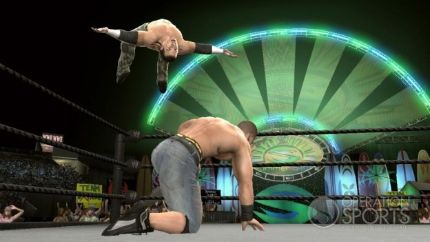 WWE Smackdown! vs. Raw 2009 Screenshot #4 for PS3