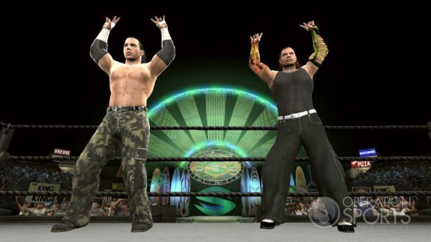 WWE Smackdown! vs. Raw 2009 Screenshot #6 for PS3