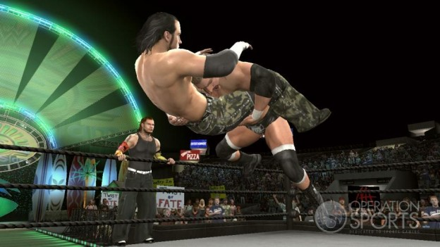 WWE Smackdown! vs. Raw 2009 Screenshot #7 for PS3