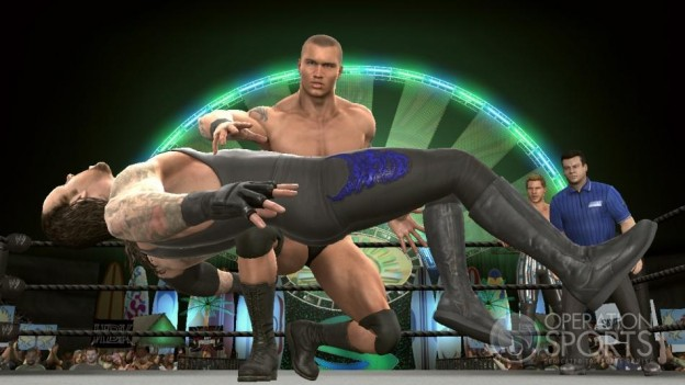 WWE Smackdown! vs. Raw 2009 Screenshot #8 for PS3