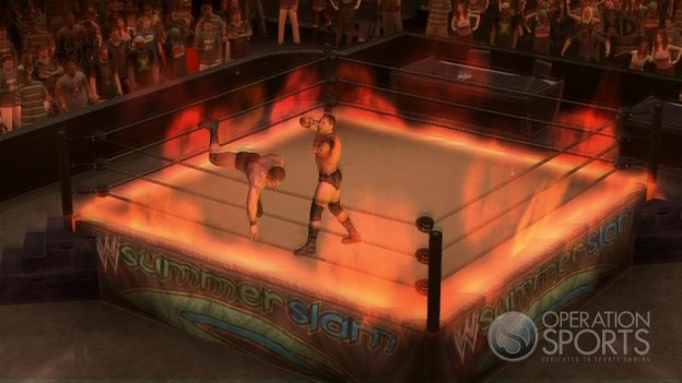 WWE Smackdown! vs. Raw 2009 Screenshot #9 for PS3