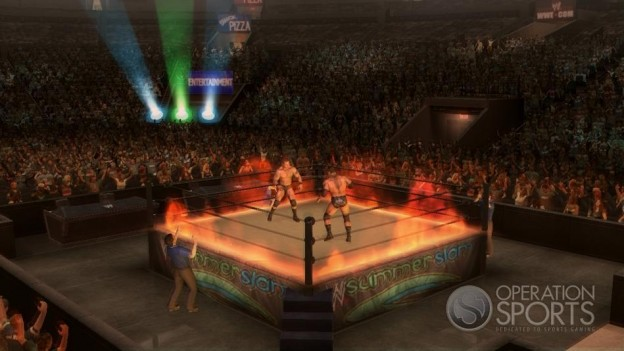 WWE Smackdown! vs. Raw 2009 Screenshot #10 for PS3