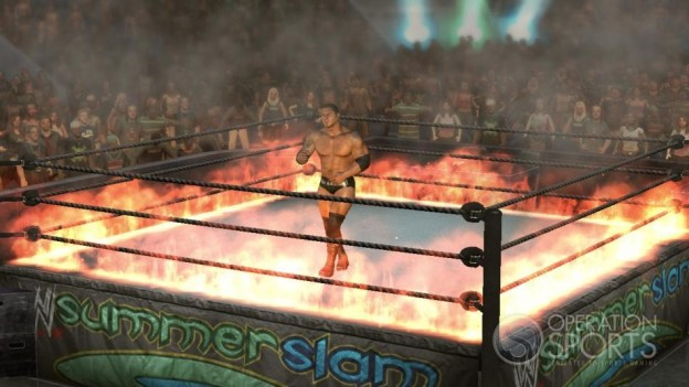 WWE Smackdown! vs. Raw 2009 Screenshot #11 for PS3