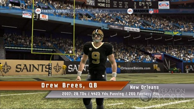 EA Sports Fantasy Football Screenshot #10 for Xbox 360