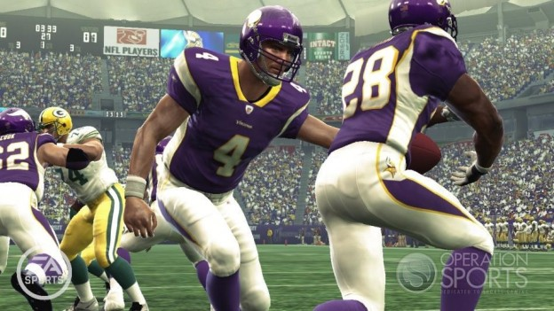 Madden NFL 09 Screenshot #564 for Xbox 360