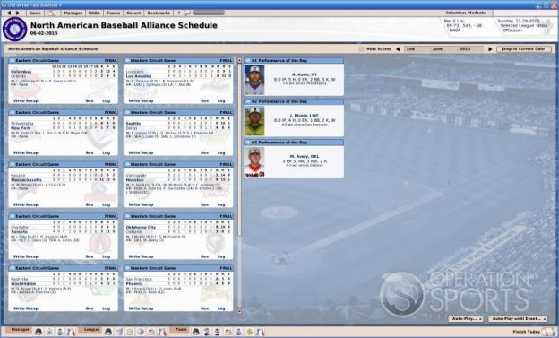 Out of the Park Baseball 9 Screenshot #8 for PC