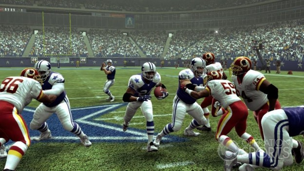 Madden NFL 09 Screenshot #574 for Xbox 360