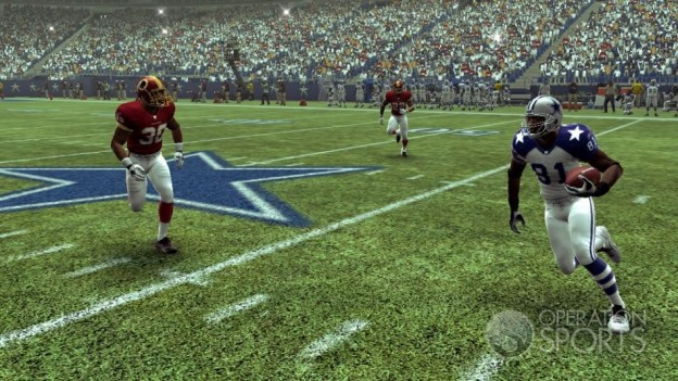 Madden NFL 09 Screenshot #575 for Xbox 360
