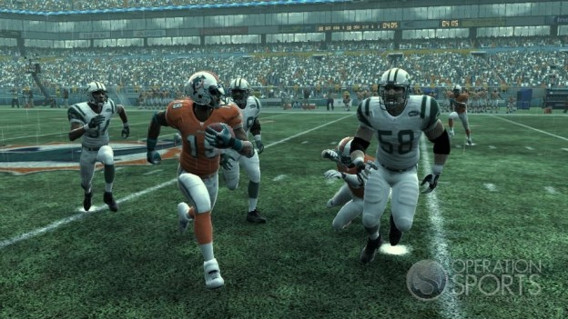 Madden NFL 09 Screenshot #578 for Xbox 360