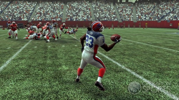 Madden NFL 09 Screenshot #579 for Xbox 360