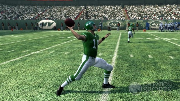 Madden NFL 09 Screenshot #584 for Xbox 360