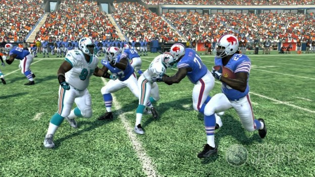 Madden NFL 09 Screenshot #586 for Xbox 360