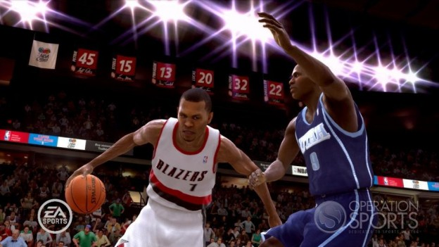 NBA Live 09 Screenshot #42 for Xbox 360