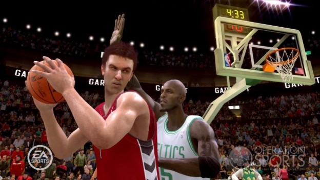 NBA Live 09 Screenshot #48 for Xbox 360