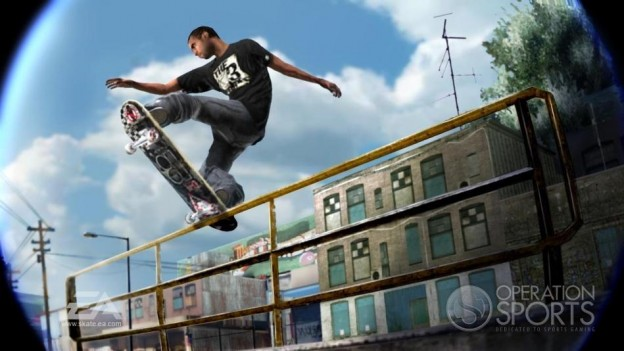 Skate 2 Screenshot #1 for Xbox 360