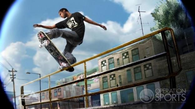 Skate 2 Screenshot #1 for Xbox 360