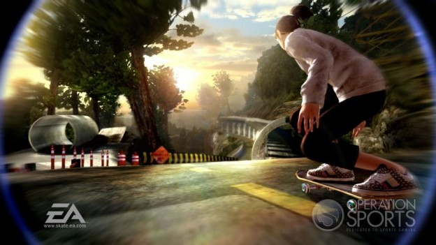 Skate 2 Screenshot #2 for Xbox 360