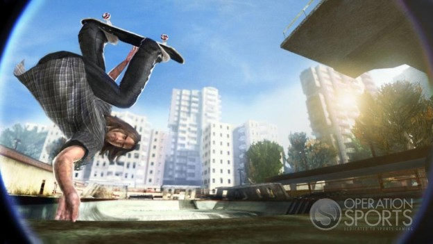 Skate 2 Screenshot #3 for Xbox 360