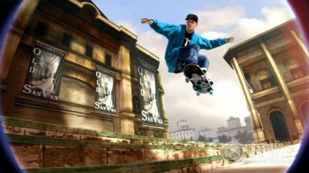 Skate 2 Screenshot #5 for Xbox 360