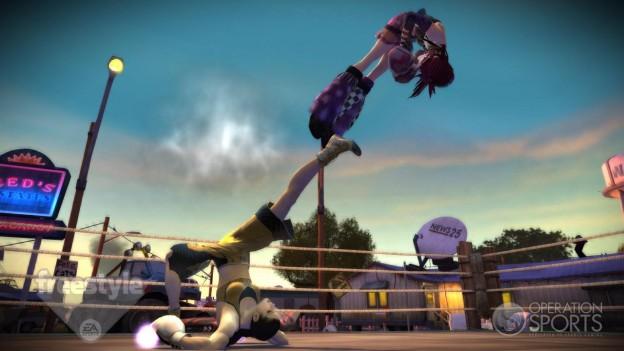 FaceBreaker Screenshot #37 for Xbox 360