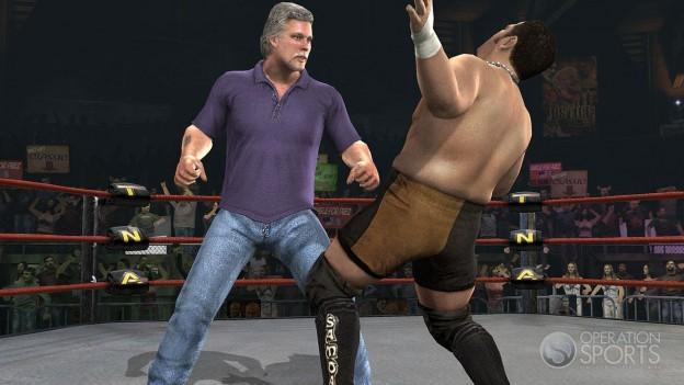TNA iMPACT! Screenshot #25 for Xbox 360