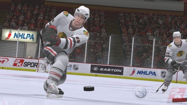 NHL 2K9 Screenshot #11 for Xbox 360