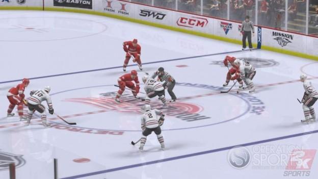 NHL 2K9 Screenshot #13 for Xbox 360