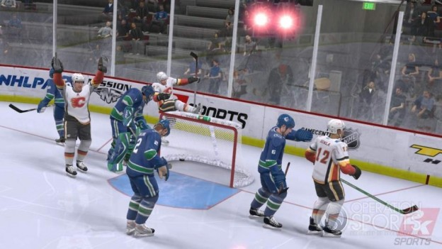 NHL 2K9 Screenshot #14 for Xbox 360