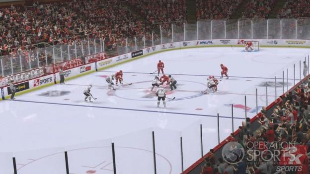 NHL 2K9 Screenshot #15 for Xbox 360