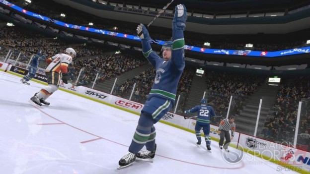 NHL 2K9 Screenshot #16 for Xbox 360