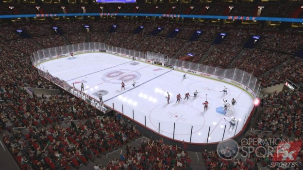 NHL 2K9 Screenshot #17 for Xbox 360