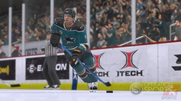 NHL 2K9 Screenshot #18 for Xbox 360
