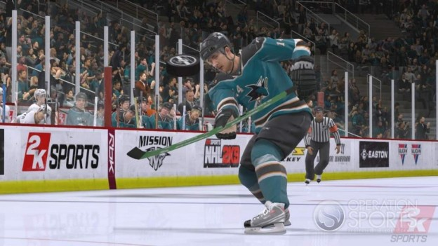 NHL 2K9 Screenshot #19 for Xbox 360