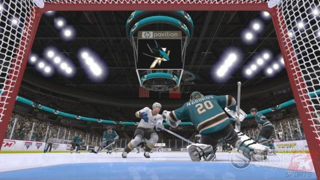 NHL 2K9 Screenshot #20 for Xbox 360