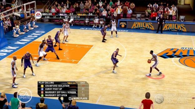 NBA Live 09 Screenshot #55 for Xbox 360